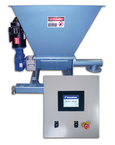 """Better Weigh""® Continuous Weigh Feeders"