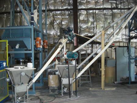 Convey-All™ Flexible Screw Conveyor
