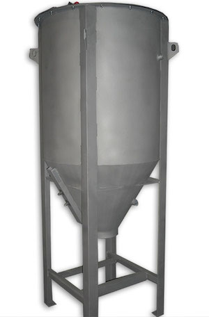Self Standing Static Bin/Hopper